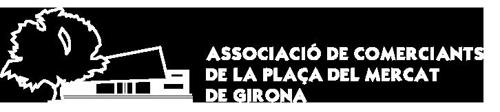 Logo Mercat del Lleó en blanc