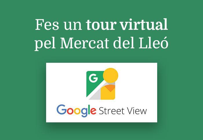 Tour Virtual pel Mercat del Lleó