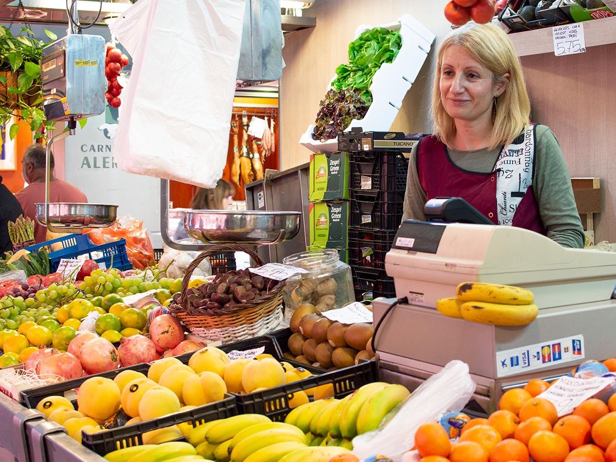 Fruites Adela i Toni - Mercat del Lleó de Girona