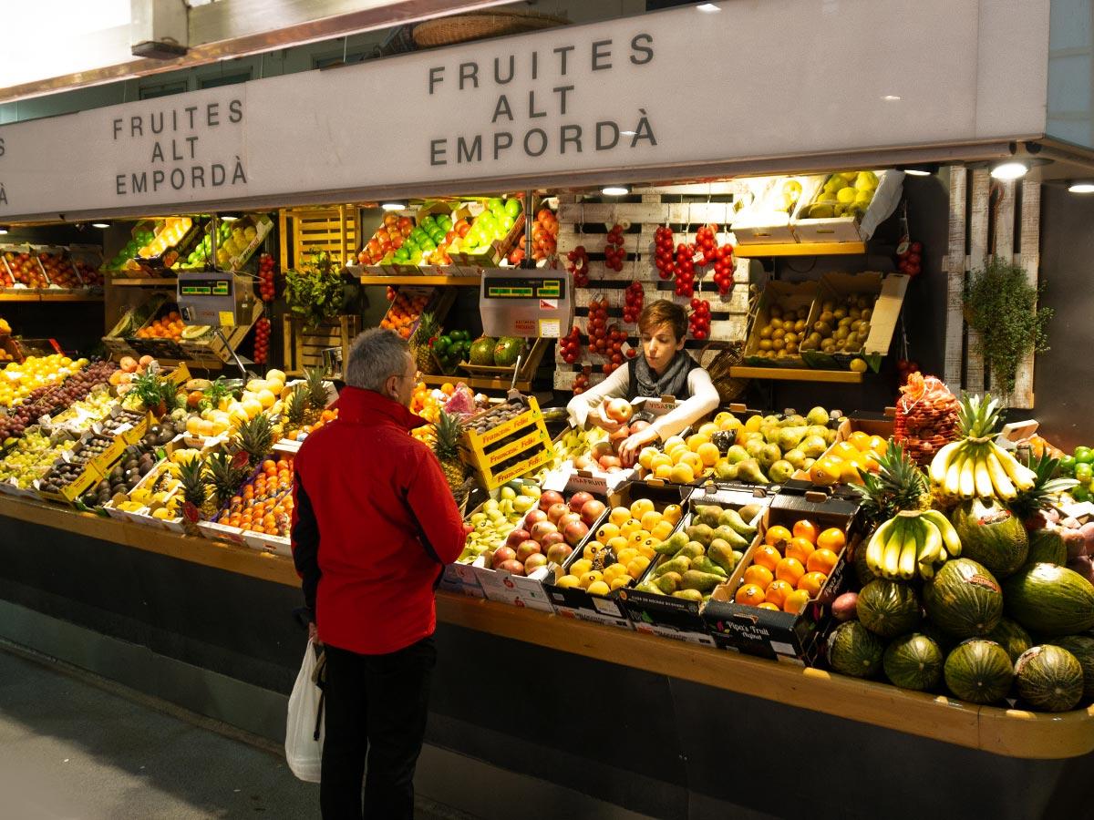 Fruites Alt Empordà - Mercat del Lleó de Girona