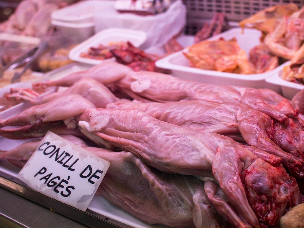 Pollastres i Ous Dolors - Mercat del Lleó de Girona