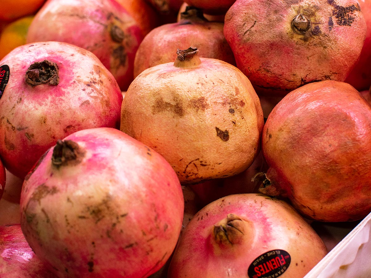 Fruites i Verdures Anna i Fina - Mercat del Lleó de Girona