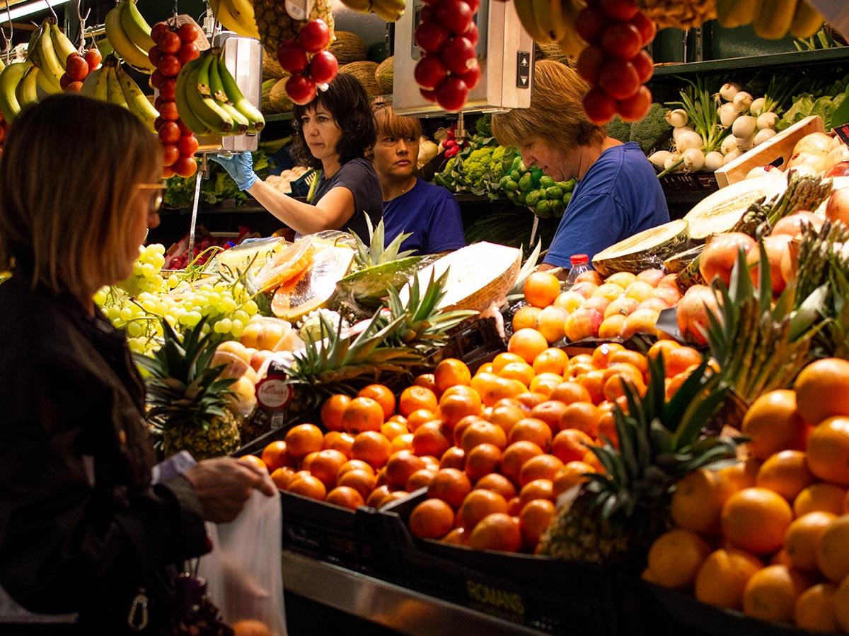 Fruites Margarita - Mercat del Lleó de Girona